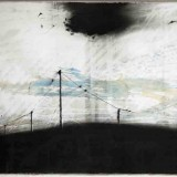 Sean Cotter, Nightfall, 2007, print on paper, 98 x 78cm