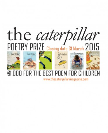 New Prize Launched For A Poem Written By An Adult For Children